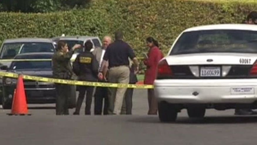 Body parts found in Cali. sewage center