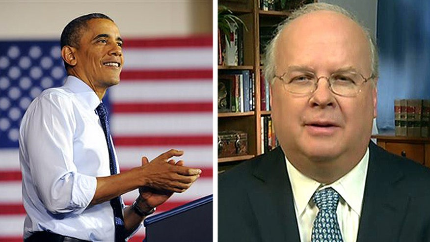Karl Rove takes on Pres. Obama's repeated claim that Americans could keep their insurance under ObamaCare - and the ultimate White House admission that it wasn't true