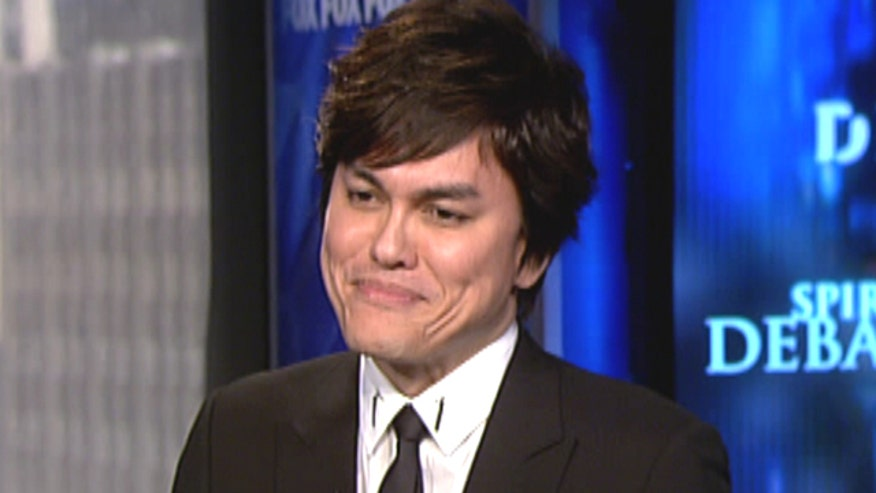 Joseph Prince is a pastor to a congregation of more than 30,000 people in Singapore, and now he's coming to the US