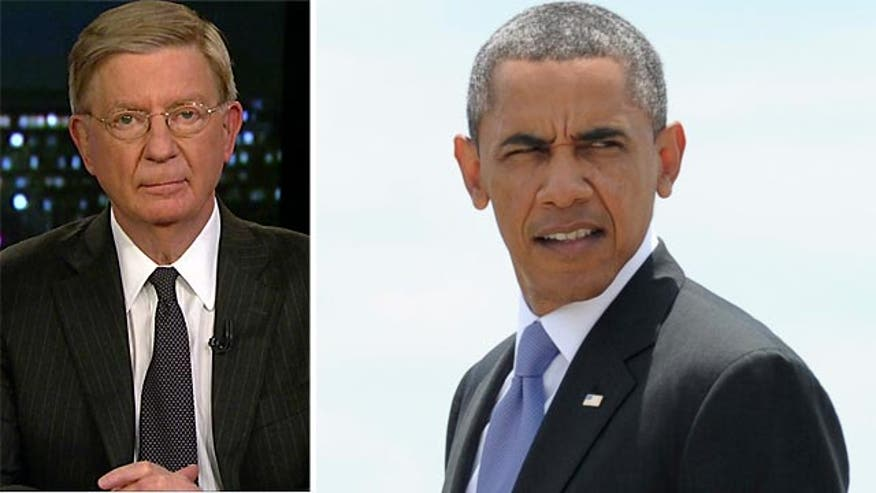 George will talks about how President Obama is kept in dark on issues ranging from Obamacare, IRS, Fast and Furious, Benghazi, NSA, James Rosen.