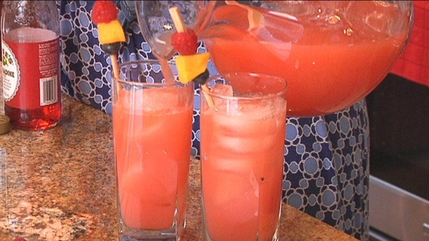 Here is a tasty drink recipe to serve this Halloween by Mi Cocina's Elizabeth Carrion.