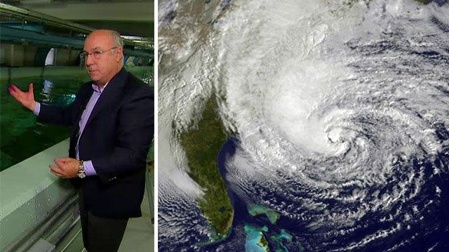 Hurricane slayer? Scientist's plan to weaken storms' power