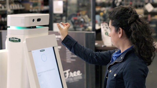Lowe's testing robotic shopping assistants