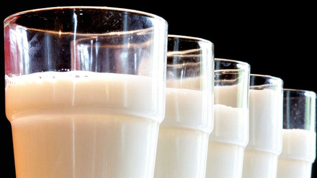 Got milk: GOP pols drink dairy on Senate floor, following strict impeachment rules