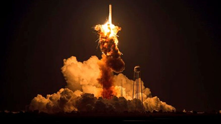 Four4Four SciTech: Will unmanned rocked explosion hurt America's space program?