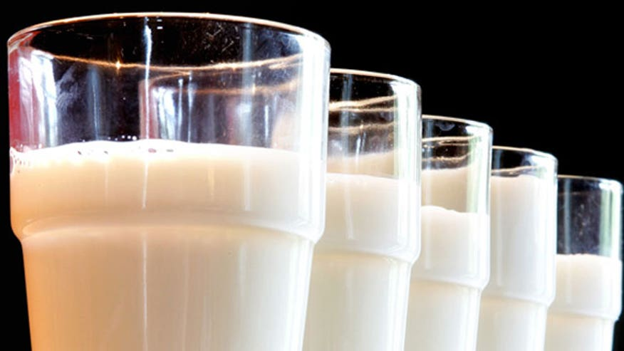 Higher milk intake linked to increased rate of fractures, death