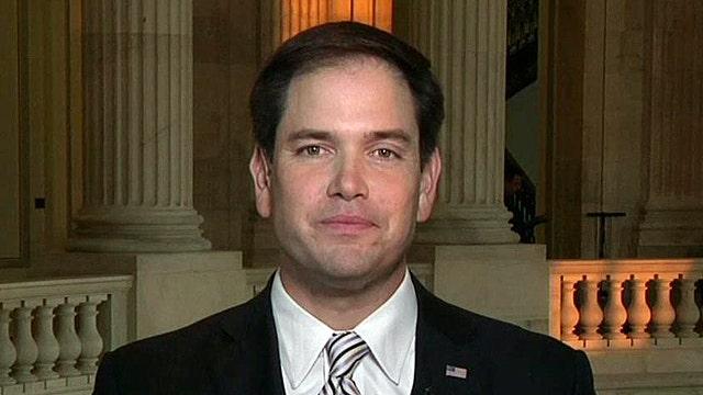 Rubio on Sebelius, delaying ObamaCare's individual mandate
