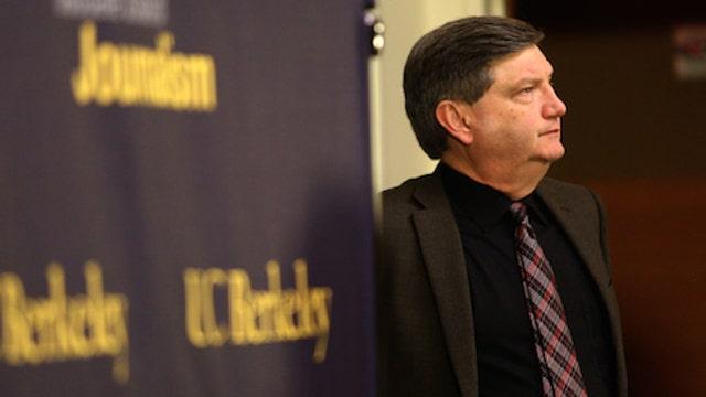 Alan Colmes and James Risen