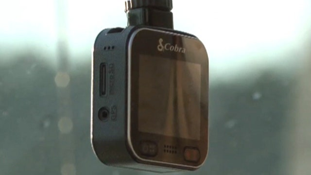 Dashcams gain traction with civilian drivers
