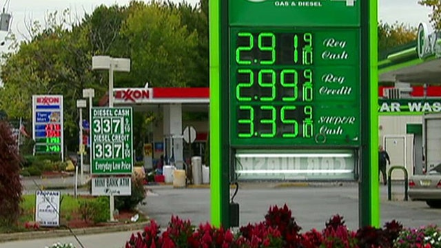 Cavuto: Silence on tumbling oil prices is 'deafening'?