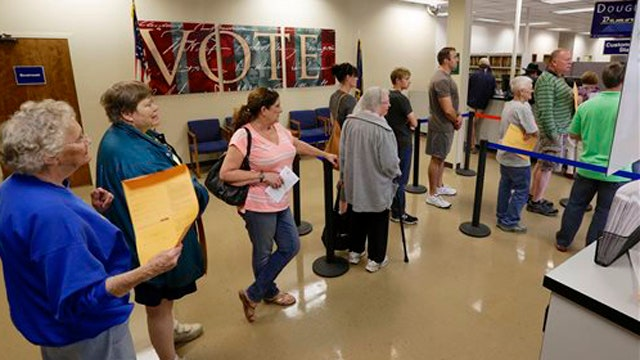 Voter fraud worries mounting as miderm elections near