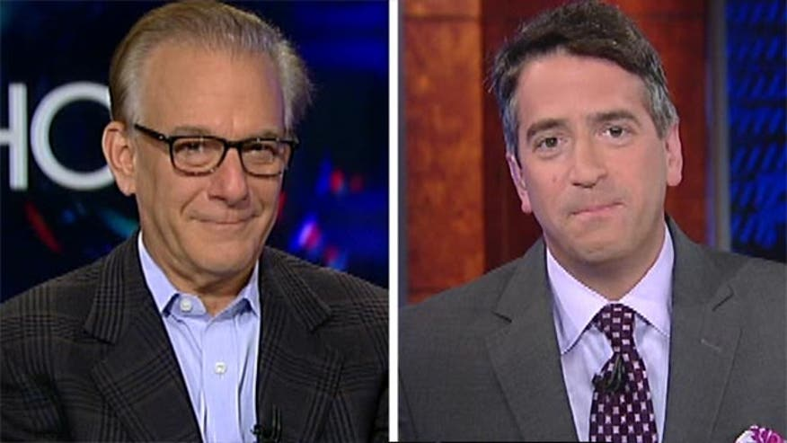 Author and Washington Post columnist David Ignatius joins James Rosen for 'The Foxhole'