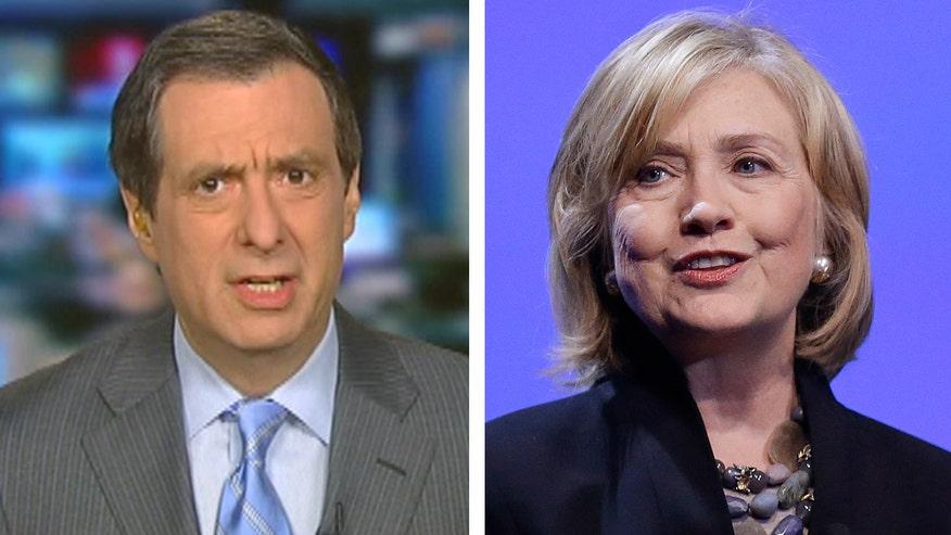 'Media Buzz' host reacts to David Plouffe's advice for Hillary Clinton