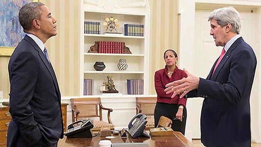 Simmering tensions between top advisers?