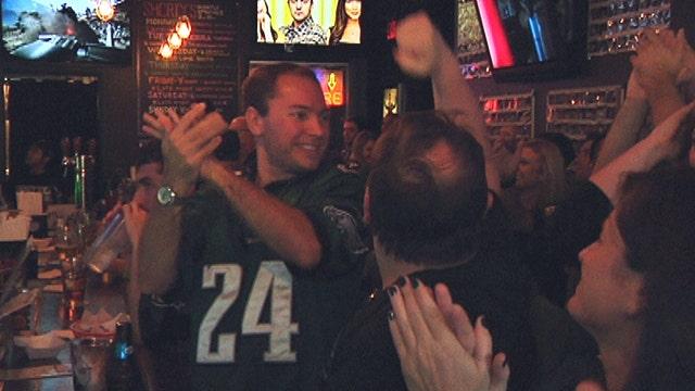 NYC bars prep for Super Bowl
