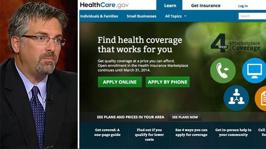 Fox News contributor Steve Hayes told viewers Thursday that the Obama administration's problematic healthcare website, which has been plagued with glitches since its launch, is just the tip of the iceberg.