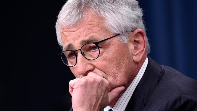 Report: Hagel blasts WH Syria strategy in memo to Susan Rice