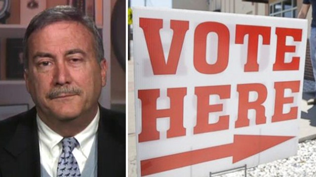 Sabato: Election Day 2014 will be a 'nail-biter'
