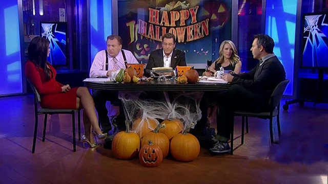 Happy Halloween from 'The Five'