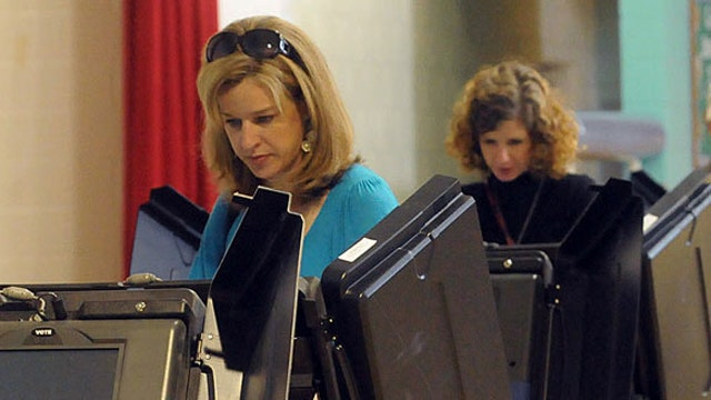 Why counting on women voters may not work for Dems this time