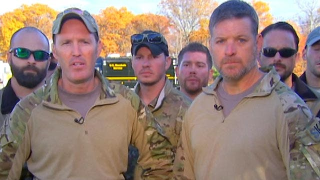 US Marshals who arrested Eric Frein describe takedown