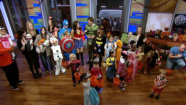 After the Show Show: Halloween blowout