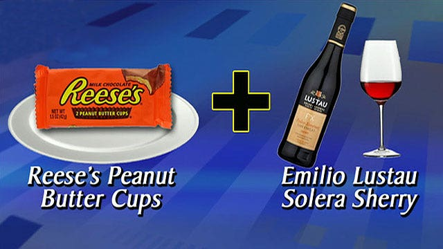 What are the best wines to pair with Halloween candy?