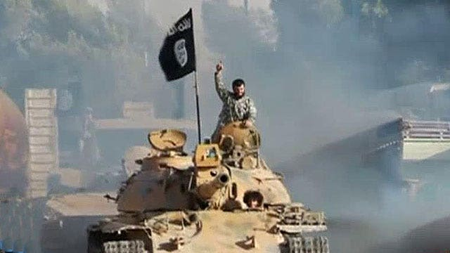 Airstrikes not impacting flow of foreign fighters into Syria