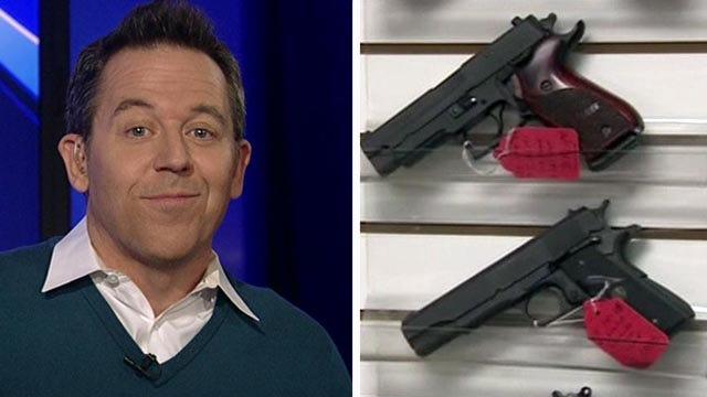 Gutfeld: Does owning a gun make you a racist?