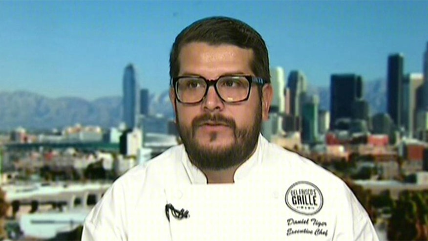Chef Daniel Tiger explains how 'Movember' is working to raise funds for prostate and testicular cancer along with mental health challenges facing men