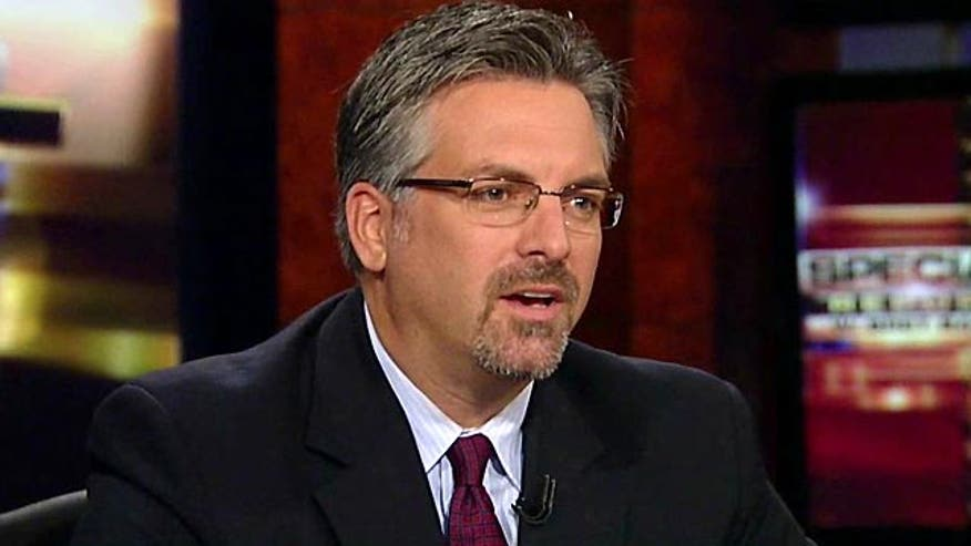Steve Hayes said Friday that problems are growing for the White House as ObamaCare moves from a theoretical debate to real numbers.