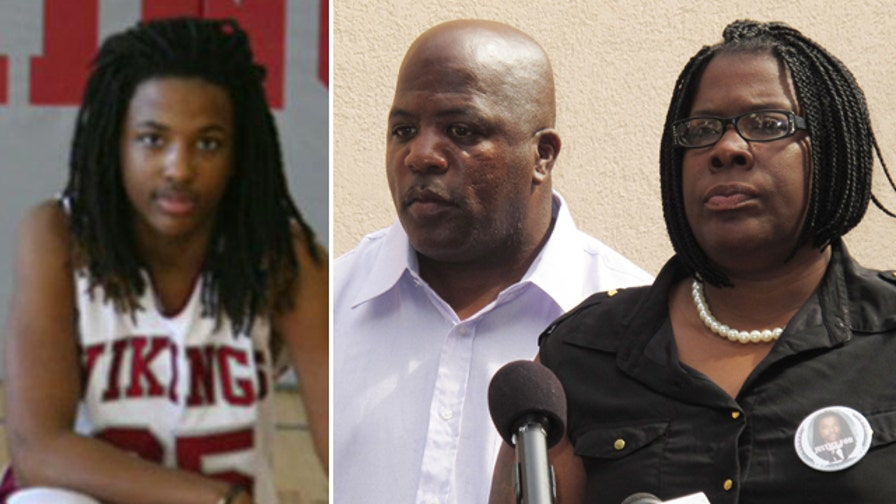 Kendrick Johnson's body found in rolled up mat in high school gym