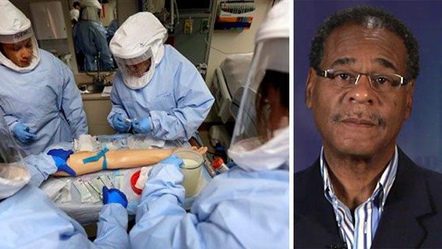 Ebola quarantine battle becoming election issue?
