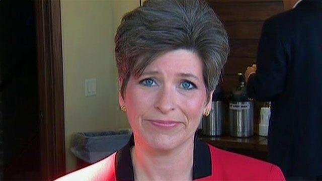 Why Joni Ernst made national debt a key issue in her race