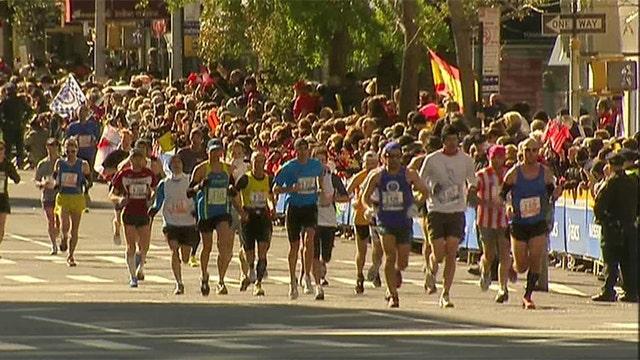 Busting marathon myths