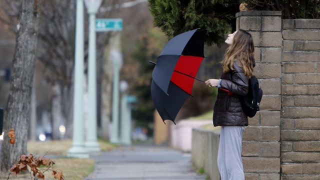 Election day predictions: The weather