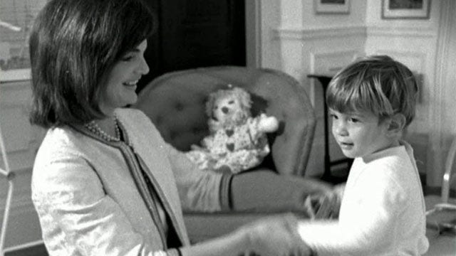 A look at JFK Jr. and the mother he loved