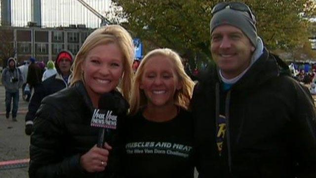 Anna Kooiman running NYC Marathon to raise money for heroes