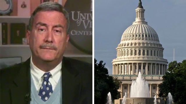 Sabato: Election Day may not decide Senate majority