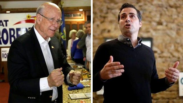 Greg Orman slammed for 'clown' comment in Kansas Senate race