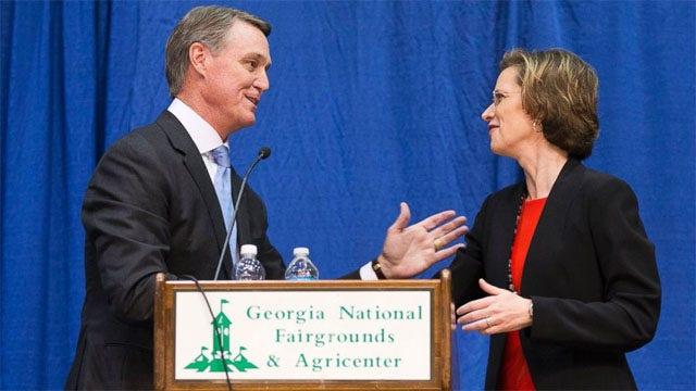 Georgia Senate race still a toss-up?