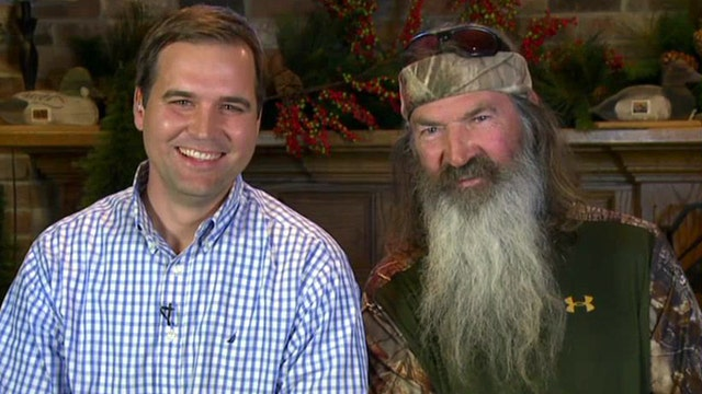 Phil Robertson on supporting nephew Zach Dasher