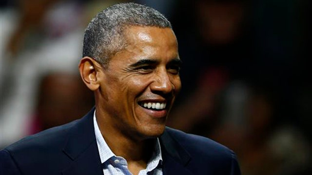 Krauthammer on how Obama's policies play in the midterms