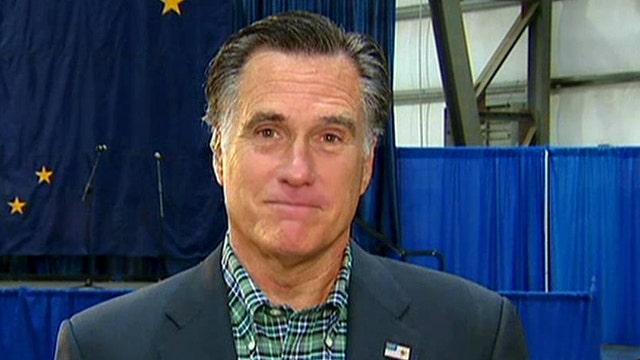 Romney: Last chance to pass judgment on Obama agenda