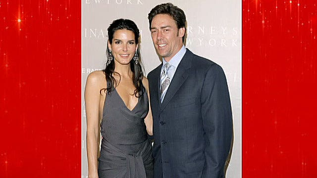 Angie Harmon splits from husband