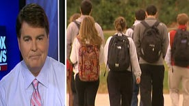 Gregg Jarrett's advice on how to survive the process of sending your child to college.