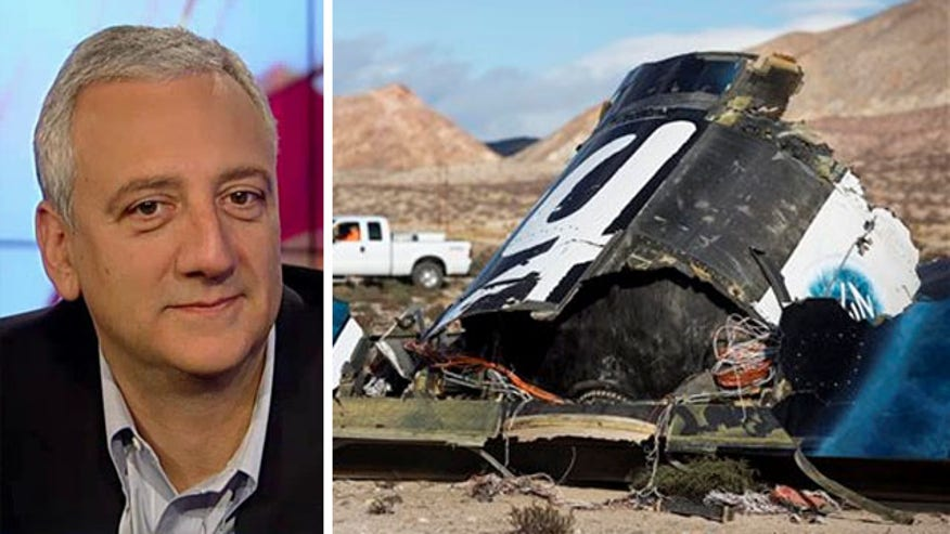 Mike Massimino warns of jumping to conclusions in Virgin Galactic investigation