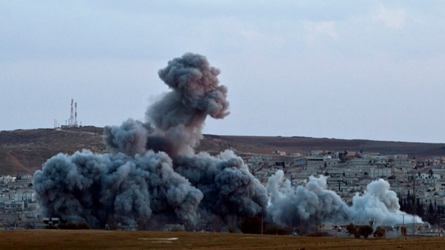 Al Qaeda-linked group pushing back U.S.-supported rebels