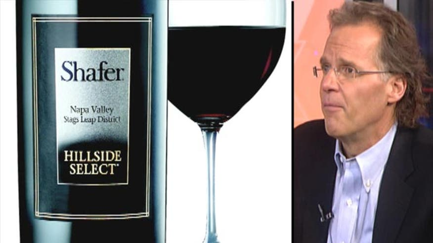 Doug Shafer, President of Shafer Vineyards, shares his family's story and talks about what it's like winning Wine Spectator's 'Wine of the Year' award