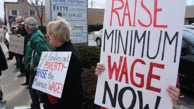 Five states put minimum wage hikes on the ballot